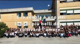 Sede del Liceo Scientifico - Via Chiappitto